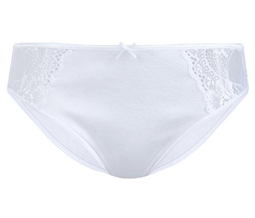 Palmers Damen Slip Weiß (WEISS 100)