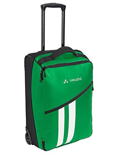 VAUDE Rotuma 35, Kleiner Trolley für Kurzreisende, 35l Reisegepäck, Apple Green, one Size