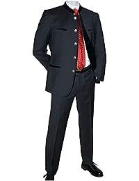97e4a2c66a23ab Lodenfrey Anzug Trachten Sakko Jacke u. Hose festlicher Trachtenanzug  Janker Festtracht Trachtenjanker mit Samt