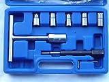 BERGEN 7pc DIESEL INJECTOR SEAT CUTTER B5533