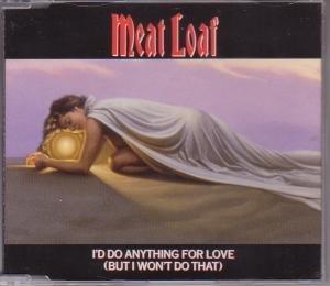 3 Virgin U (Virgin (EMI)) I'd Do Anything for Love (But I Won't Do That)