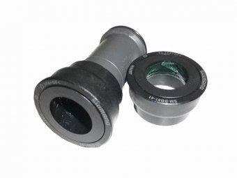 SHIMANO SM-BB91-41B Innenlager Press-Fit 86.5 mm schwarz 2014 schwarz schwarz Nicht zutreffend