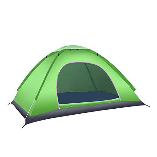 TENT-Z Automatisches Outdoor-Campingzelt 1-2-Personen-Zelt Outdoor-Reisezelt, Spiele am Strand, Indoor-Unterhaltung, Parkunterhaltung, Sonnencreme zum Angeln,190 * 130 * 100 cm