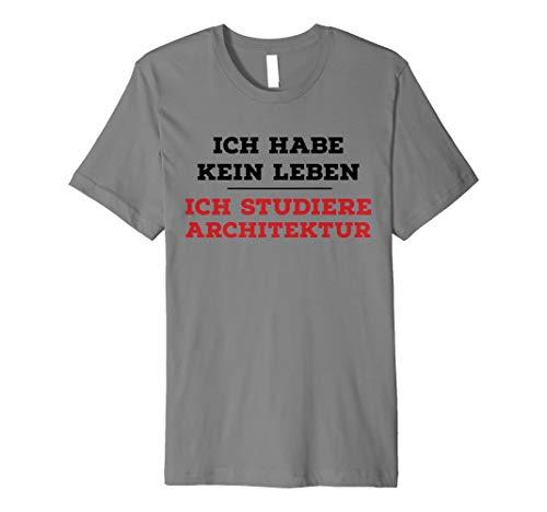 Architekturstudium T-Shirt