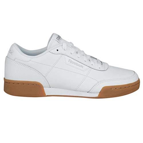 Reebok Royal Heredis, Scarpe da Tennis Uomo, Bianco (White/Steel/Gum 000), 43 EU