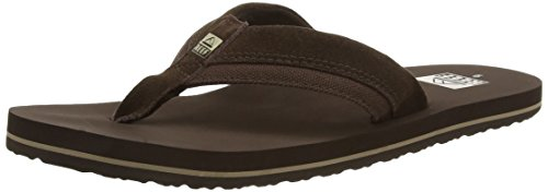 Reef Stuyak Ii, Men Flip Flops, Brown (Brown), 10 UK (44 EU)
