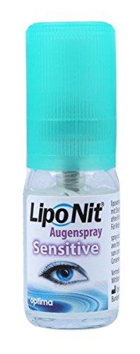 Lipo Nit Augenspray Sensitive Sprayflasche 10ml - Einzelflasche