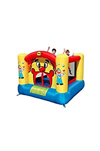 Happy Hop- Clown Bouncer, (9001)