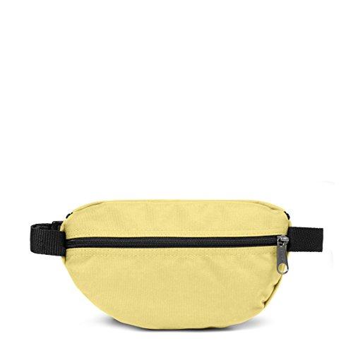 Eastpak Gürteltasche Springer, black, 2 liters, EK074008 Liked Yellow