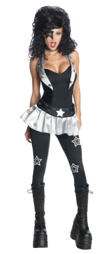 Secret Wishes Kiss Sexy Starchild Dress Halloween Kostüm Gr. L 42-44 Rubies ArtNr. 3880726