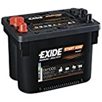 Exide EM1000 Starter Battery 50 Ah - ukpricecomparsion.eu