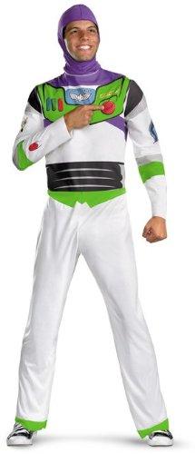?? Disney Toy Story - Buzz Lightyear Adult Plus Costume Disney Toy Story - Buzz Lightyear Adult Plus Costume Halloween Size: XX-Large (50-52) (japan import)