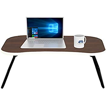 Townsville Sleeko Laptop Table (Moldau Acacia)