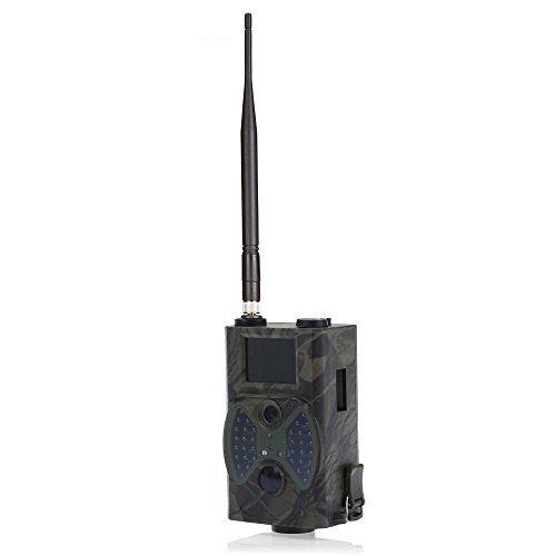 Makife Jagd Kamera HC300M 12MP Digital Scouting Trail Nachtsicht Kamera Fernbedienung 2G MMS GPRS GSM 940NM Infrarot MEHRWEG