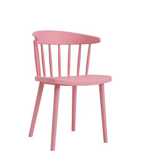 LJHA Tabouret pliable chaise à manger chaise Bureau pour discuter des chaises en tissu occasionnels chaise d'accueil 7 couleur en option 78 * 50 cm chaise patchwork (Couleur : C)