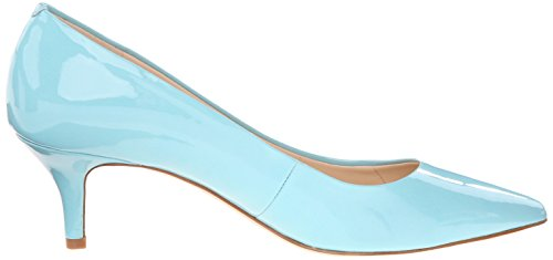 Nine West Xeena Pompe Robe synthétique Blue Synthetic