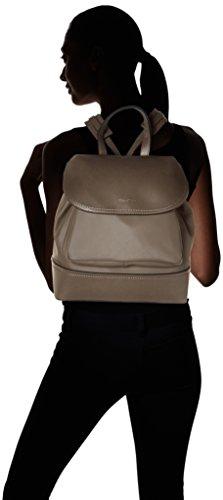 Marc O'Polo Damen Backpack Rucksackhandtasche, 16x41x33 cm Grau (Grey)
