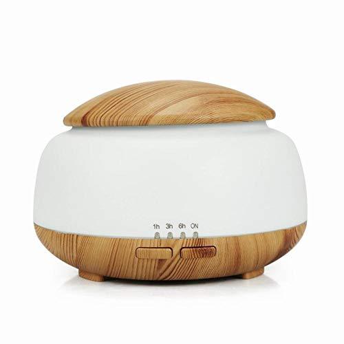 Docakaicn Humidificador de aromaterapia, Mini electrodoméstico humidificador ultrasónico 300ml con difusor de...
