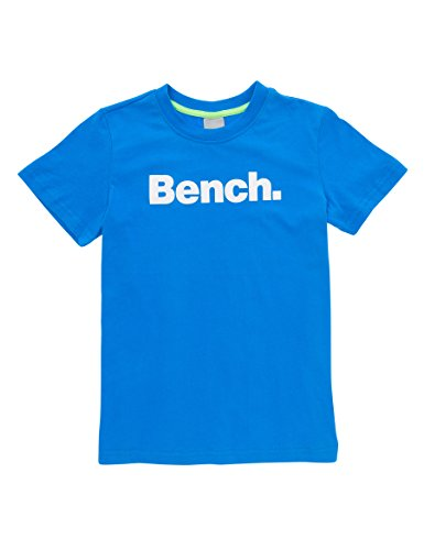 Bench Jungen T-Shirt Core Tee, Blau (Blue Bl098), 164 (Herstellergröße: 13-14)