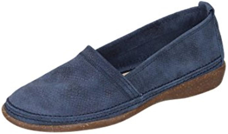 Comfortabel Damen-Slipper Blau 942184-5  En línea Obtenga la mejor oferta barata de descuento más grande