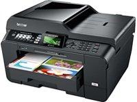 Brother MFC-J6710DW 4-in-1 Farbtintenstrahl-Multifunktionsgerät (Drucker, Kopierer, Scanner, Fax) schwarz -
