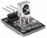 Bheema KY -022 Infrarot-IR- Sensor -Empfänger-Modul für Arduino