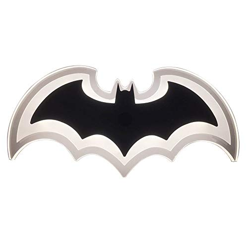 Lámpara de pared LED Luz de Blanco Batman
