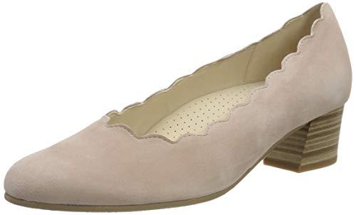 Gabor Shoes Damen Comfort Fashion Pumps, Mehrfarbig (Antikrosa (A.Tp) 35), 41 EU