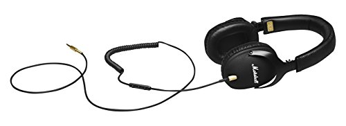 Marshall Monitor Casque Audio pour Android - Noir