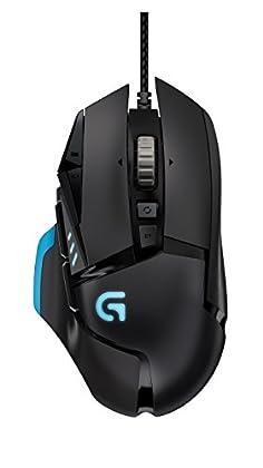 Logitech G502 Proteus Core - Ratón Gaming (comp...