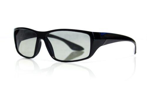 """3D Brille Universale passive 3D Brille """"RACER"""" für Cinema 3D LG, Easy 3D Philips, Panasonic, Toschiba, Grundig und RealD Kinos NEU von der Marke PRECORN"""
