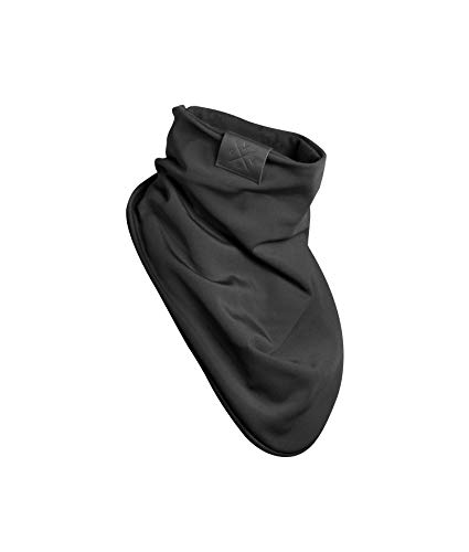 Manufaktur13 Windbreaker - Bandana, Black Out Collection, Tuch Schal, Baumwolle, Halstuch (M13)