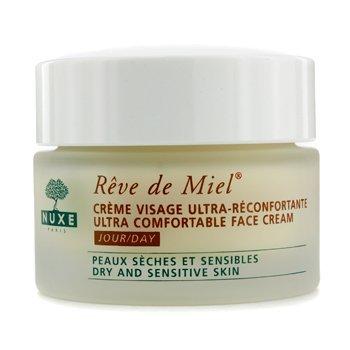 50ml nuxe Reve De Miel muy agradable cara Noche