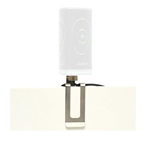 Jabra Noise Guide Befestigung zur Montage der Lärmampel an einer Schreibtischtrennwand