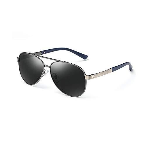 SCJ Herren Sonnenbrillen Mode Sonnenbrillen High-Definition-Fahrspiegel Sportbrillen Polarisierte Gläser Fahrbrille Blendschutz (Farbe: 2)
