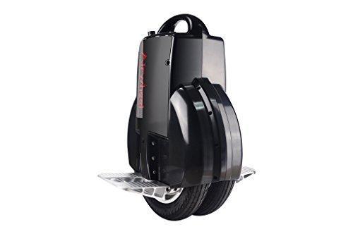 Einrad E-Board (Monowheel) - Airwheel Q3 - Schwarz 340Wh | Elektrisches Einrad | 2x14 Zoll - 450 Watt - 23km Reichweite