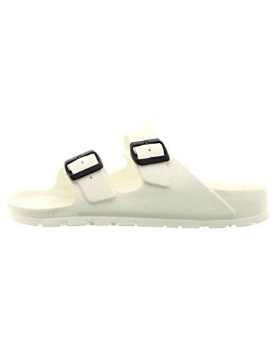 Reservoir Shoes - Sandale EVA caoutchouc 1015 Blanc Blanc