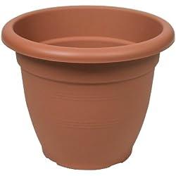 Euro 3 Plast Pot jardinière en plastique, 20cm
