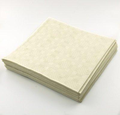 THALI Outlet Leeds-25x Vanille Papier Einwegtischdecke Blatt 90x 88cm Hochzeiten Geburtstage Partys Besondere Anlässe