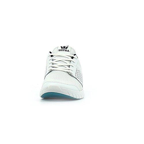Supra Herren Scissor Sneaker Weiß
