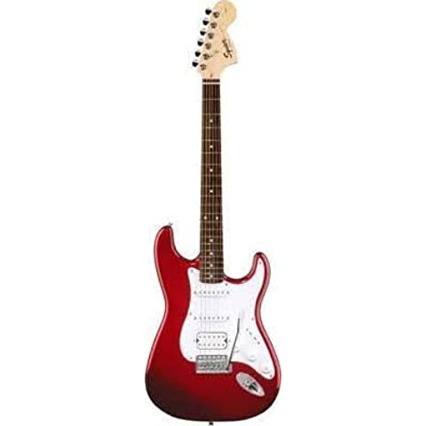 FENDER SQUIER AFFINITY FAT STRATOCASTER M.RED