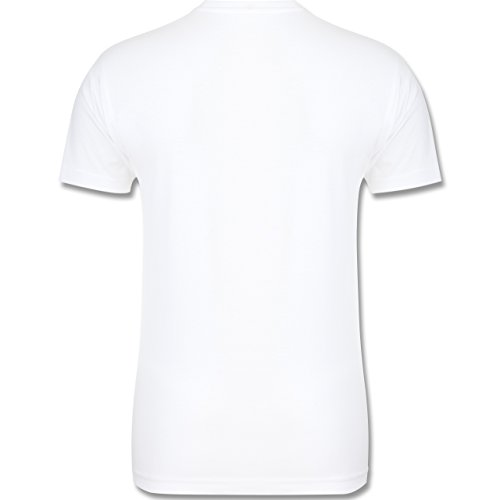 Evolution - Eishockeytorwart Evolution - Herren Premium T-Shirt Weiß