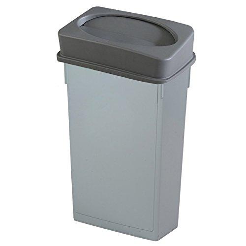 slim-jim-bin-with-lid-87ltr-slimline-bin-set-general-waste-bin-office-slim-bin-bar-slim-bin-kitchen-