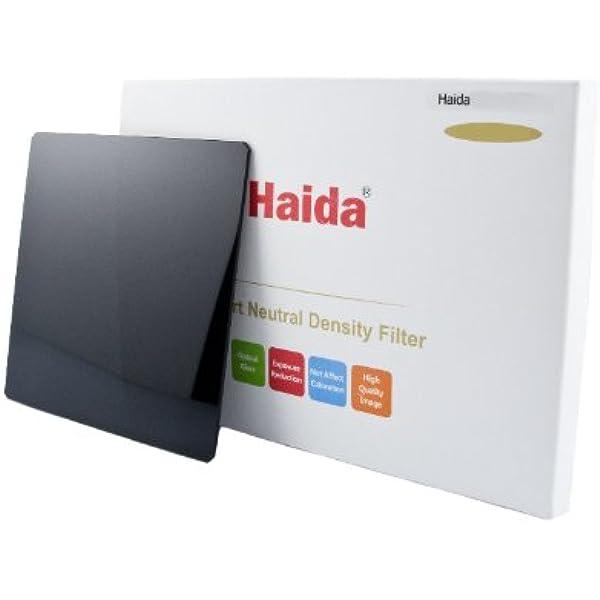 Haida Optical Neutral Graufilter 150 Mm X 150 Mm 64x Kamera