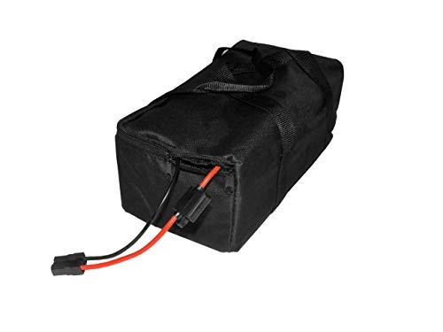 36V 12Ah Blei Akku Batterie mit Tasche Ersatzakku Elektro Scooter E-Scooter Elektro Roller Akku Bleiakku Lead Acid Battery NEU