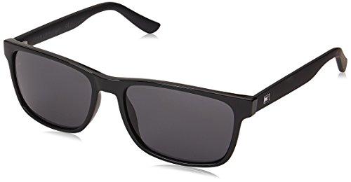 Tommy Hilfiger Herren TH 1418/S P9 D28 56 Sonnenbrille, Schwarz (Black/Grey),