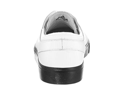Nike Jungen Zoom Stefan Janoski OG Skaterschuhe White/White White Black