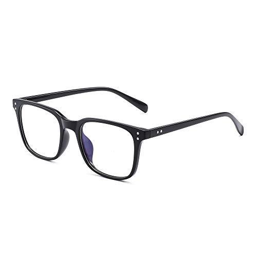 cc64eb10719 Blue Light Blocking Computer Glasses Anti Blue Ray Square Eyeglasses Reduce  Eye Strain for Women Men