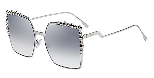 Fendi Sonnenbrillen CAN EYE FF 0259/S PALLADIUM/GREY SHADED Damenbrillen