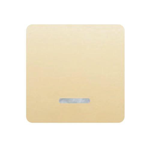 Bjc sol - Tecla interruptor unipolar conmutador cruzamiento luminoso sol-teide beige
